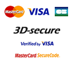 visa, mastercard, carte bleu, 3d-secure, verified by visa, mastercard securecode